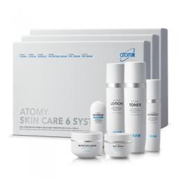 艾多美 肌膚保養六件組 3組